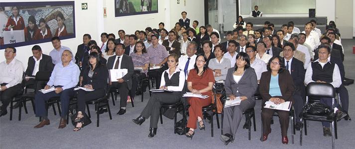 ONPE invita a las organizaciones políticas de Trujillo al taller para la elaboración de informe financiero