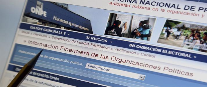 Partidos políticos que participan en la Segunda Elección Presidencial deberán presentar dos informes financieros de campaña