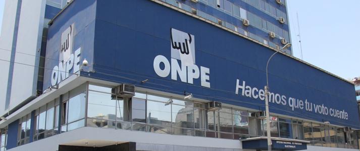 ONPE iniciará este sábado 12 la impresión de la cédula de sufragio para las Elecciones Generales