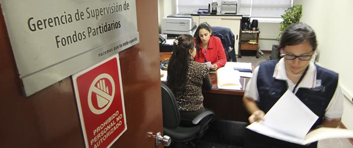 Organizaciones Políticas tuvieron plazo hasta el lunes 16 de enero para  presentar su Información Financiera Semestral