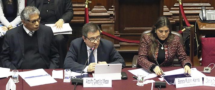 ONPE sustentó presupuesto para las elecciones regionales y municipales