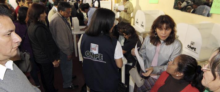 Partidos tienen hasta el 10 de febrero para presentar listas al Congreso y Parlamento Andino
