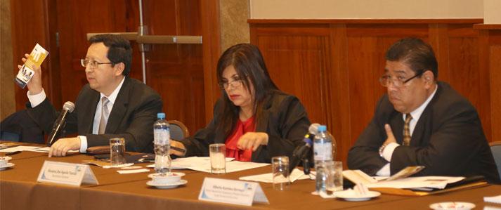 Organismos del Sistema Electoral ofrecieron apoyo a los partidos políticos para sus elecciones internas