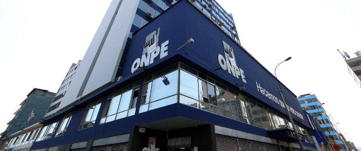 ONPE solicita asignación oportuna de recursos para organizar elecciones regionales y municipales