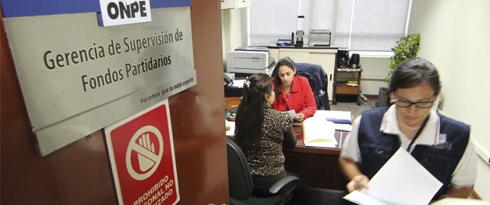 Partidos que compiten en la Segunda Elección Presidencial deben presentar información financiera de campaña hasta este jueves