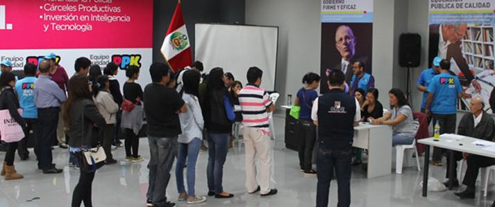 Tres partidos ya han realizado sus elecciones internas con asistencia técnica de la ONPE