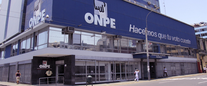 ONPE gestionó adquisición del local institucional