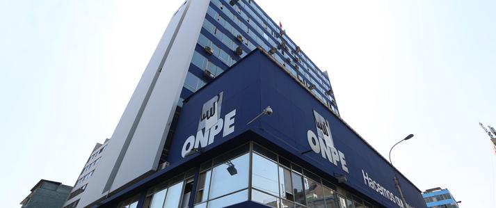 ONPE: Diez organizaciones políticas reportaron gastos por más de S/. 11.4 millones en último tramo de campaña