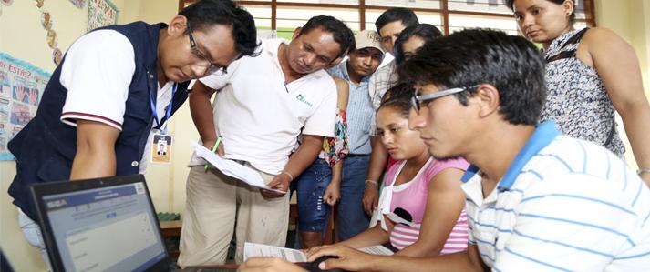 ONPE garantiza resultados al 100% el mismo día de votaciones
