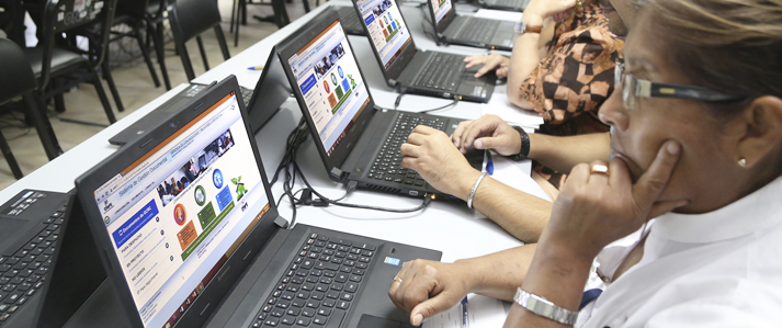 ONPE pone a disposición de 60 entidades públicas tecnología que elimina el papel en la documentación interna