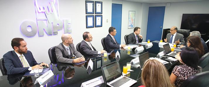 ONPE y empresas de telefonía renuevan alianza para informar a electores sobre la Segunda Elección Presidencial