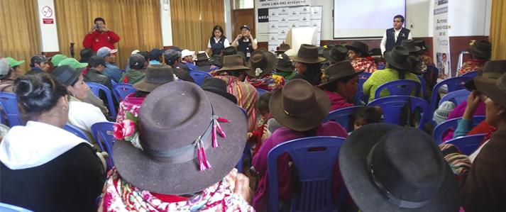 Ayacucho: Expondrán sobre las nuevas reglas para la Consulta Popular de Revocatoria