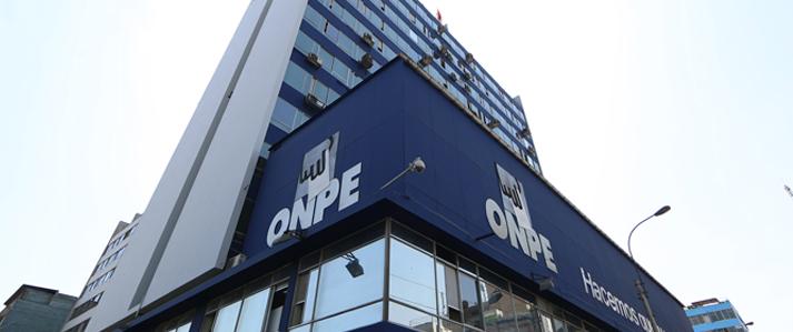 Comunicado: ONPE expresa su más enérgica condena contra atentado ocurrido en Junín, en víspera de Elecciones Generales 2016
