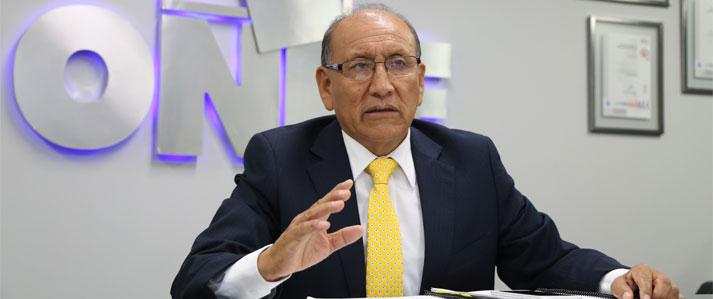 ONPE: Hacer efectivo el financiamiento público directo es un paso positivo hacia una reforma electoral de fondo