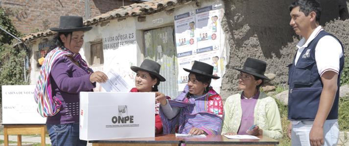 El voto es obligatorio en la Consulta Popular de Revocatoria del 11 de junio