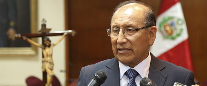 ONPE pide compromiso con una reforma electoral de fondo, en el Día de la Democracia