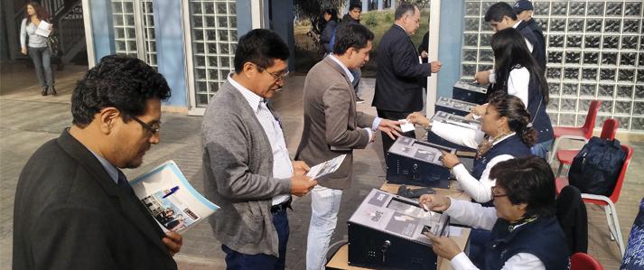 Abogados de Lima acuden hoy a las urnas para elegir representante ante el JNE