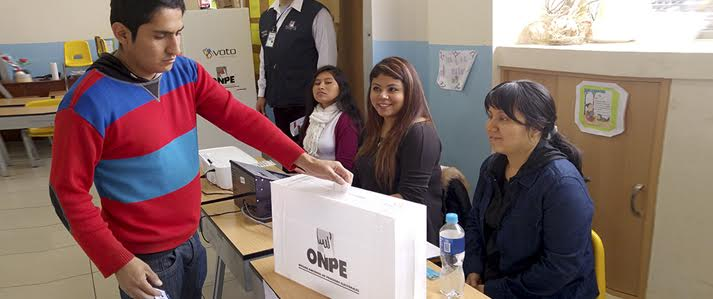 ONPE: Más de 40 mil alumnos y docentes de San Marcos eligen este domingo autoridades con voto electrónico