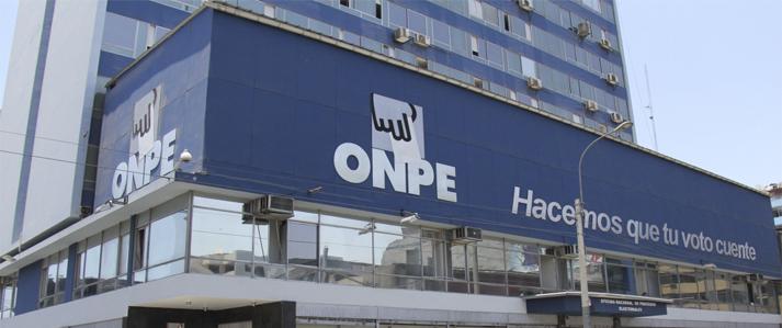 ONPE insta a desterrar la violencia de género y a superar la brecha de participación política de la mujer