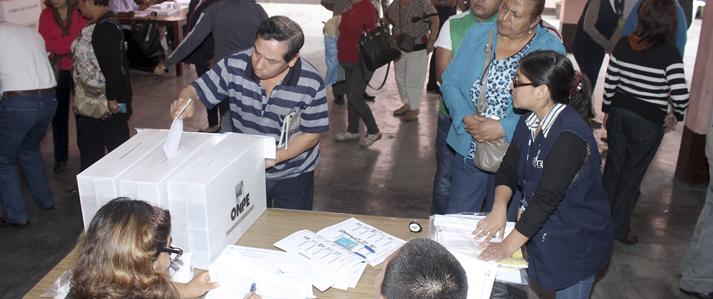 Partidos políticos definen modalidad de elección para elegir candidatos