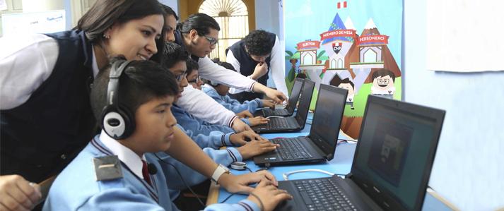 Alumnos de todo el país aprenden cómo participar en elecciones de Municipios Escolares mediante el DivertiVoto