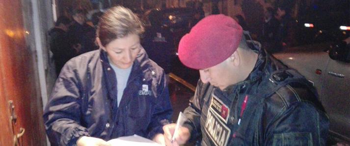 ONPE inicia despliegue de material electoral para elecciones municipales en Pucacolpa