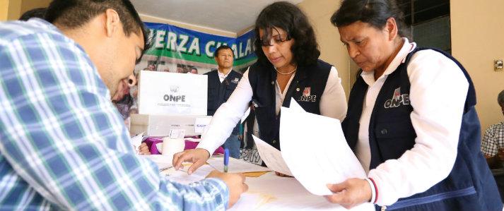 Democracia Directa y  movimiento regional Fuerza Chalaca eligen candidatos