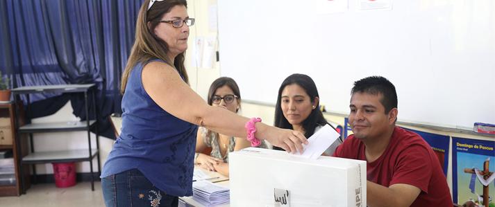 Más de 124 mil miembros de mesa no acudieron a votar ni a ejercer el cargo en los comicios del 10 de abril