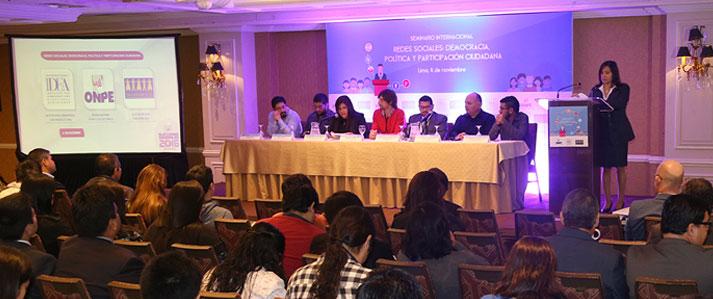 Vigilancia ciudadana mediante redes sociales y nuevas tecnologías  jugarán un rol crucial en elecciones de 2016