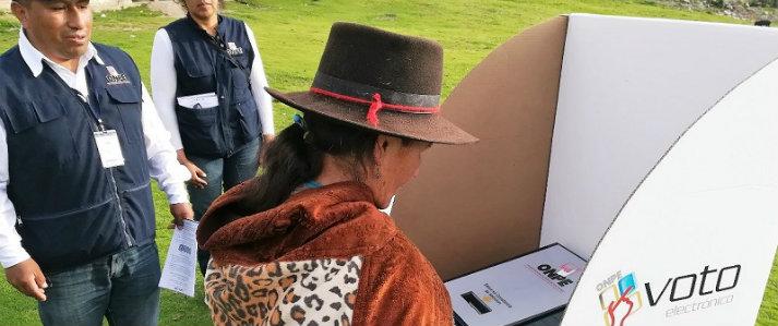 Más de 15 mil mujeres sufragarán en las elecciones municipales de este domingo