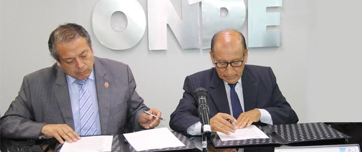 ONPE brindará asistencia técnica a elecciones del Colegio de Abogados de Lima