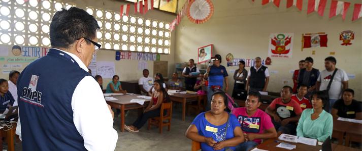 Elecciones en nueva provincia de Putumayo afianzarán la presencia del Estado en la zona de frontera