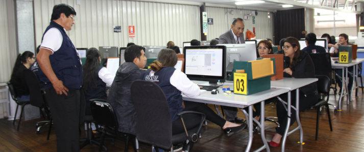 Adquieren 44 kits en la ONPE para constituir partidos políticos