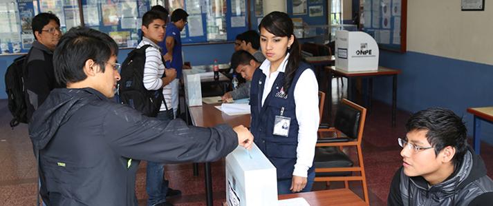 Cerca de la tercera parte de los electores que votarán el 10 de abril son menores de 30 años