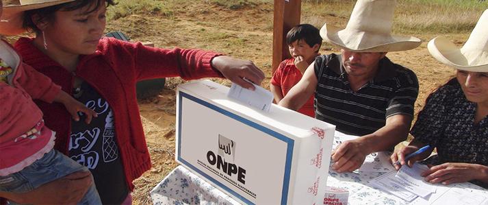ONPE: Electores que no sufraguen en la Consulta Popular de Revocatoria deberán pagar multa