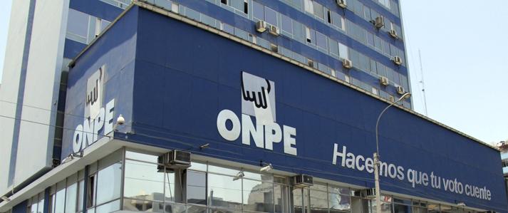 ONPE inició indagación sobre denuncia de presunta entrega de dinero a electores (Comunicado)