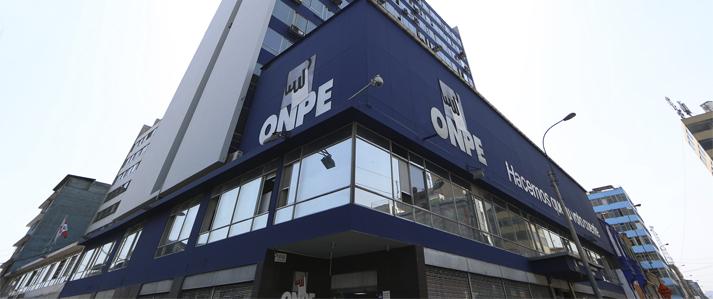 ONPE entregó al JNE cómputo final de las elecciones para la proclamación del nuevo Presidente de la República