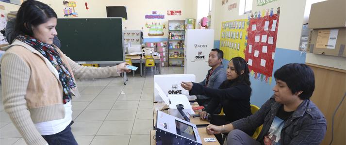 ONPE: Cuota de género ha sido insuficiente para garantizar acceso de la mujer a cargos de elección popular