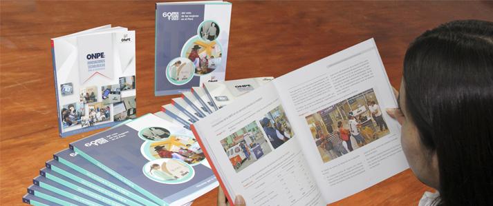 ONPE publica libros sobre innovaciones tecnológicas para la democracia y los 60 años del voto de la mujer en el Perú