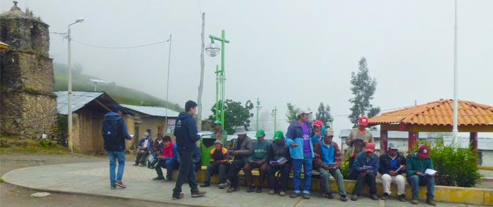 ONPE desarrolla campaña publicitaria para elecciones municipales en distritos de reciente creación