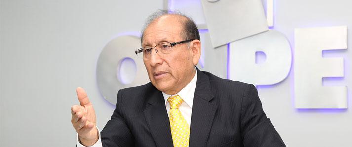 ONPE pide no dejar pasar oportunidad histórica para aprobar reformas electorales de fondo